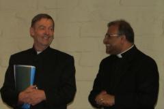 Bishop Philip and Rev Ruwan